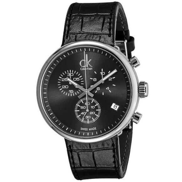 【送料無料】Calvin Klein(カルバンクライン) K2N281C1 ブラック サブスタンシャル [クォーツ腕時計 (メンズウオッチ)] 【並行輸入品】