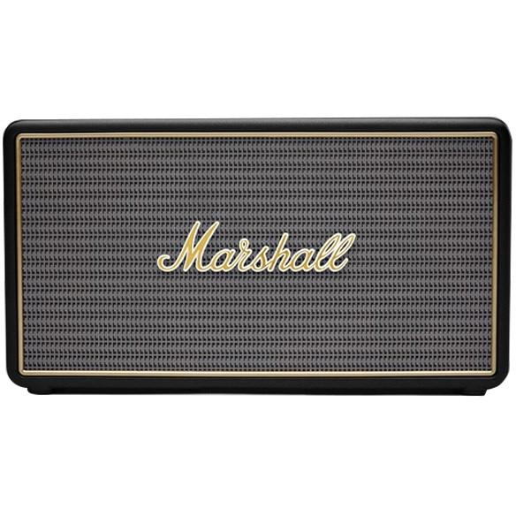 【送料無料】Marshall ZMS-04091390 Stockwell Black [Bluetooth スピーカー]