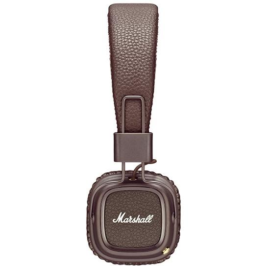 【送料無料】Marshall ZMH-04091793 Major II Bluetooth Brown [Bluetooth ワイヤレスヘッドフォン]