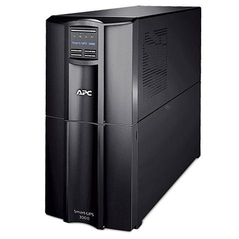 【送料無料】APC SMT3000J 黒 Smart-UPS 3000 LCD 100V [無停電電源装置(2400VA/100V)]