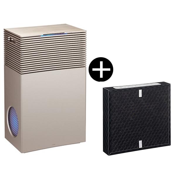 【送料無料】cado AP-C310-G + FL-C310 交換用フィルターセット シャンパンゴールド [空気清浄機 (~30畳まで)]