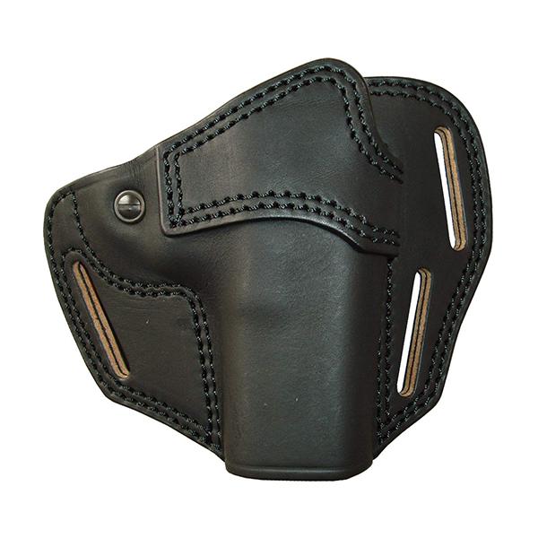 イーストA ヒップホルスター 牛革製 ブラック グロック用 215 BK