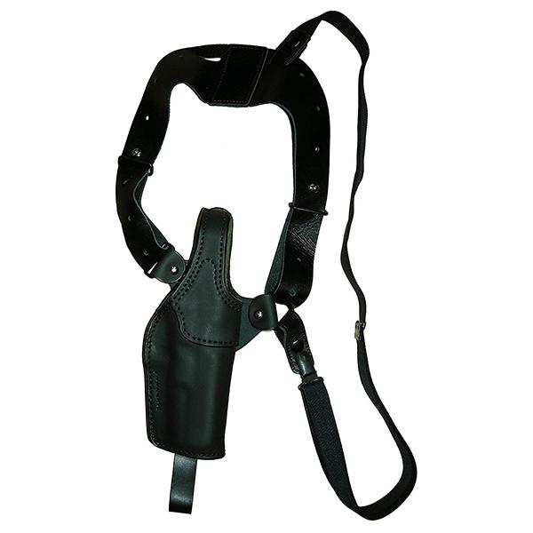 【送料無料】イーストA ショルダーホルスター 牛革製 ブラック グロック用 S228 BK