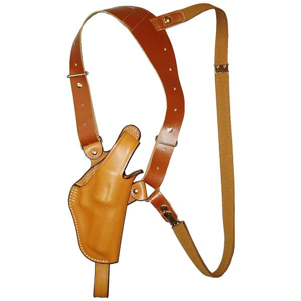 【送料無料】イーストA ショルダーホルスター 牛革製 ブラウン ホリゾンタル S230 BR
