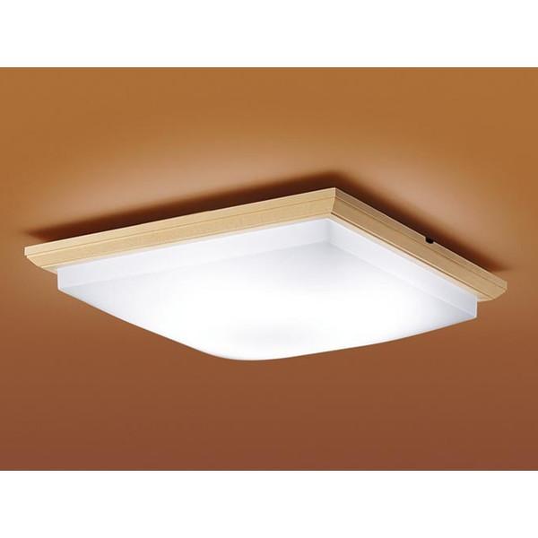 PANASONIC LSEB8022K [洋風LEDシーリングライト (~6畳/調色・調光) リモコン付き スクエアタイプ]