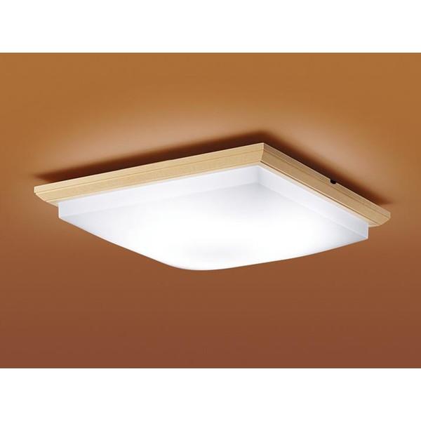 【送料無料】PANASONIC LSEB8024K [洋風LEDシーリングライト (~10畳/調色・調光) リモコン付き スクエアタイプ]