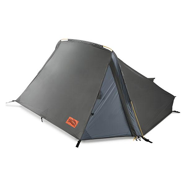 【送料無料】DOPPELGANGER DBT438-DP [ソロキャンプ用ミニマルツールームテント]