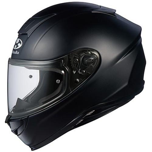 【送料無料】OGK KABUTO AEROBLADE-5 LB フラットブラック-1 M [フルフェイスヘルメット]