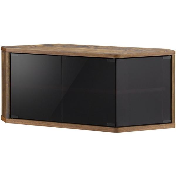 【送料無料】テレビ台 コーナー テレビボード コーナー型 テレビラック コーナーテレビ台 40V対応 朝日木材加工 RCA-870LG ラシーヌ