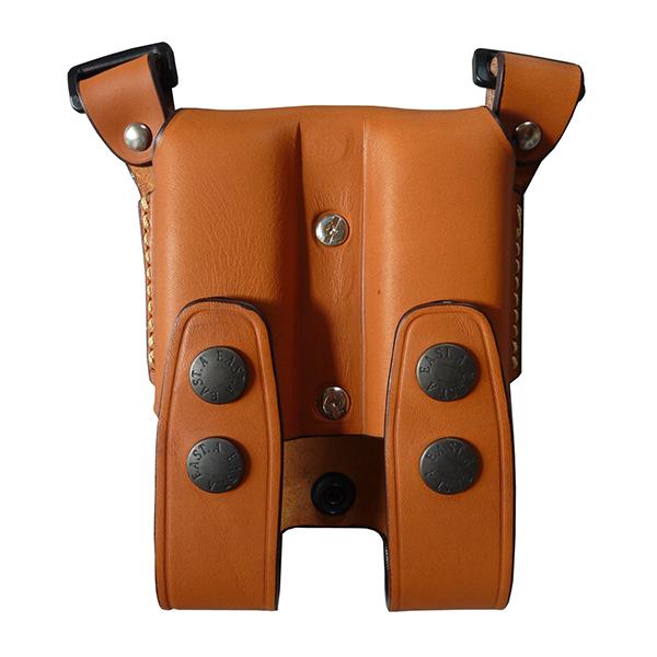 イーストA ショルダー用 牛革製 ブラウン マガジンポーチのみ280MgM Br