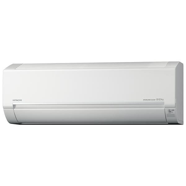 【送料無料】日立 RAS-D56H2 クリアホワイト ステンレス・クリーン 白くまくん Dシリーズ [エアコン(主に18畳用・200V対応)]