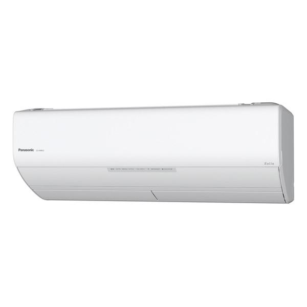【送料無料】PANASONIC CS-X568C2 クリスタルホワイト エオリア Xシリーズ [エアコン(主に18畳用・単相200V)]