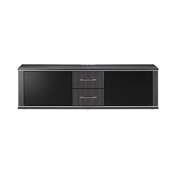 【送料無料】朝日木材加工 AS-JL1300-AG アッシュグレー木目 JL style [テレビ台(~55V型)]