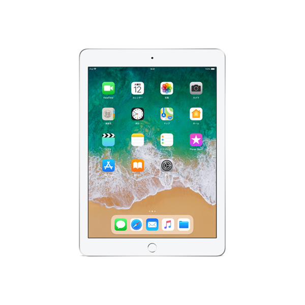 【送料無料】APPLE MR7K2J/A シルバー [iPad Wi-Fiモデル 9.7インチ 128GB]