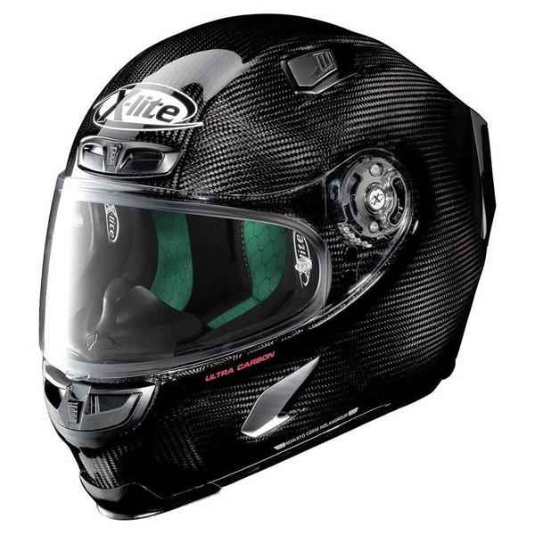 軽量ウルトラカーボン新型レーシングヘルメット デイトナ D97601 カーボン/1 NOLAN X-803 PURO [フルフェイスヘルメット S]