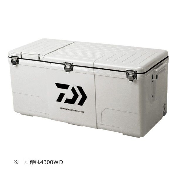 【送料無料】DAIWA NSシンクートランク大将2 3500WD ホワイト [釣り用 クーラーボックス(35L)]
