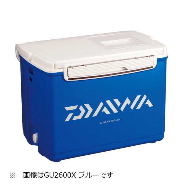 【送料無料】DAIWA ダイワ RX GU 2600X ブルー [釣り用 クーラーボックス(26L)]