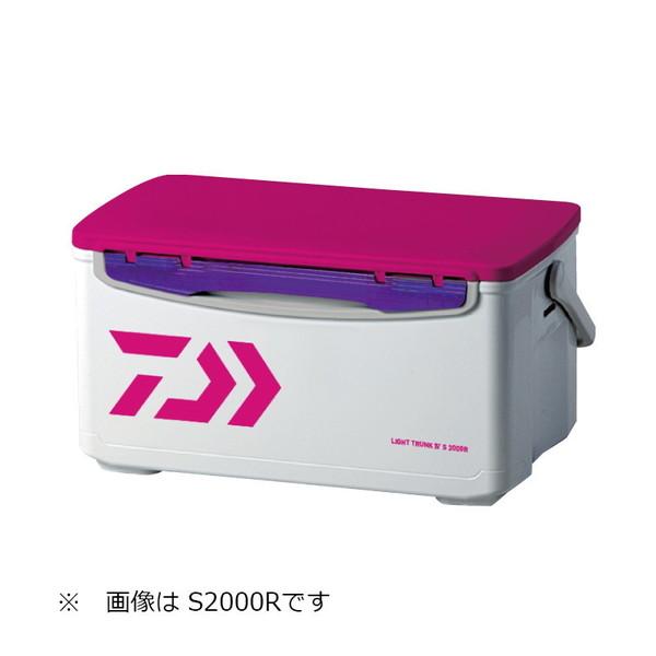 【送料無料】DAIWA ライトトランク4 S 3000RJ マゼンタ [釣り用 クーラーボックス(30L)]