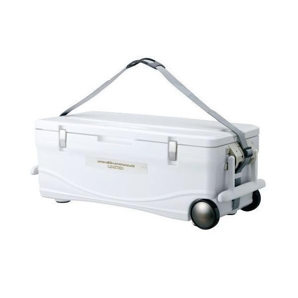 【送料無料】SHIMANO SPAZA WHALE LM45L HC-045L 白 スペーザ ホエール リミテッド 450 [釣り用 クーラーボックス(45L) キャスター付き]