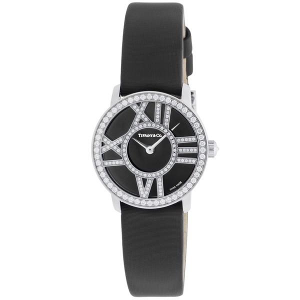 【送料無料】TIFFANY Z1900.10.40E10A40B アトラス カクテル ラウンド ダイヤモンド [腕時計 レディース] 【並行輸入品】