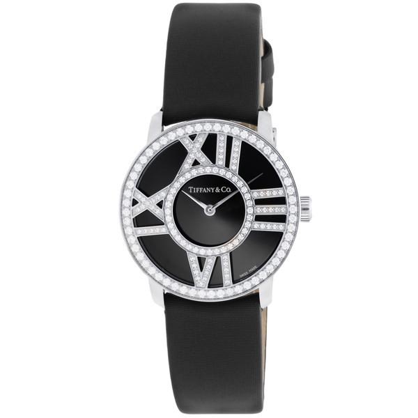 【送料無料】TIFFANY Z1901.10.40E10A40B アトラス カクテル ラウンド [腕時計 レディース] 【並行輸入品】