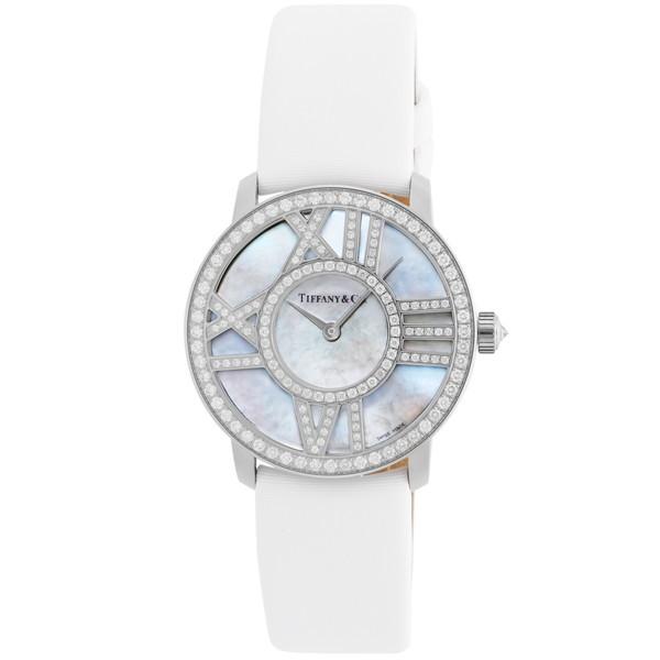 【送料無料】TIFFANY Z1901.10.40E91A40B アトラス カクテル ラウンド [腕時計 レディース] 【並行輸入品】