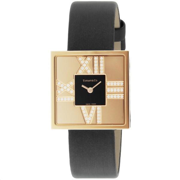 【送料無料】TIFFANY Z1950.10.30E10A40E アトラス カクテル スクエア [腕時計 レディース] 【並行輸入品】