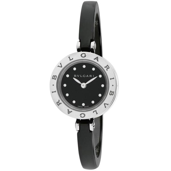 【送料無料】BVLGARI BZ23BSCC-S ビーゼロワン セラミック ブラック/ブラック Sサイズ [腕時計 レディース] 【並行輸入品】
