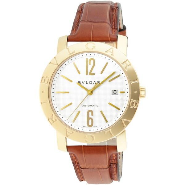 【送料無料】BVLGARI BB42WGLDAUTO ブルガリブルガリ [腕時計(メンズ)] 【並行輸入品】