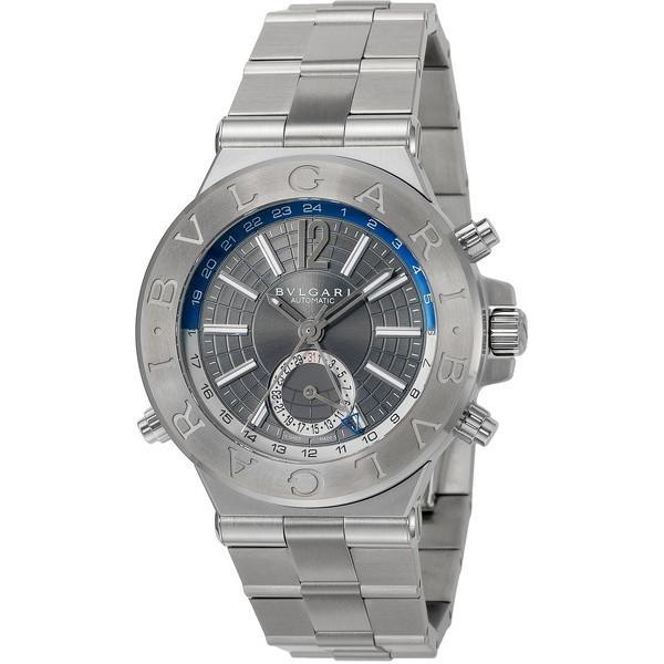 【送料無料】BVLGARI DG40C14SSDGMT ディアゴノ [腕時計(メンズ)] 【並行輸入品】