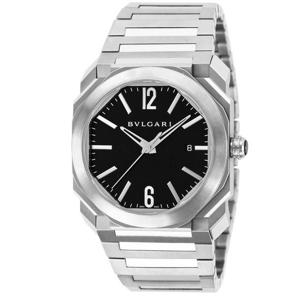【送料無料】BVLGARI BGO41BSSD オクト [腕時計(メンズ)] 【並行輸入品】