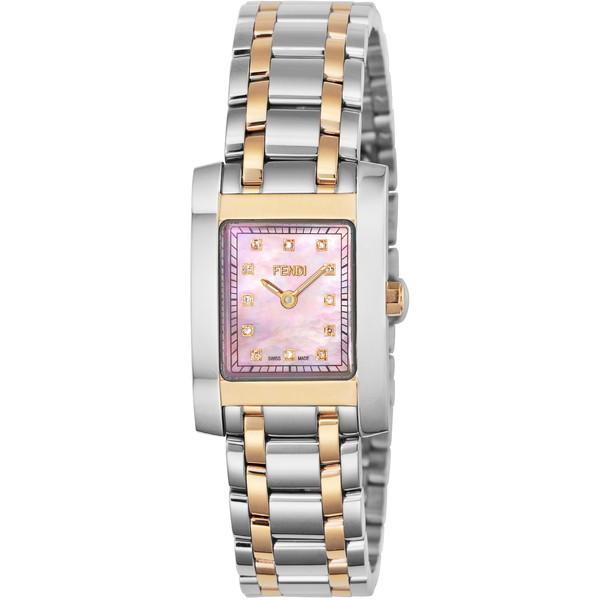 【送料無料】FENDI F702270D ピンクパール クラシコ [クォーツ腕時計(レディースウオッチ)] 【並行輸入品】