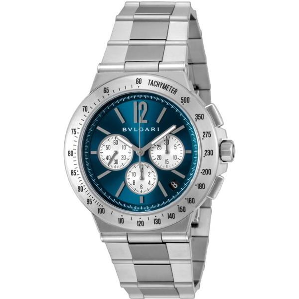 BVLGARI DG41C3SSDCHTA ディアゴノタキメトリック [腕時計(メンズ)] 【並行輸入品】