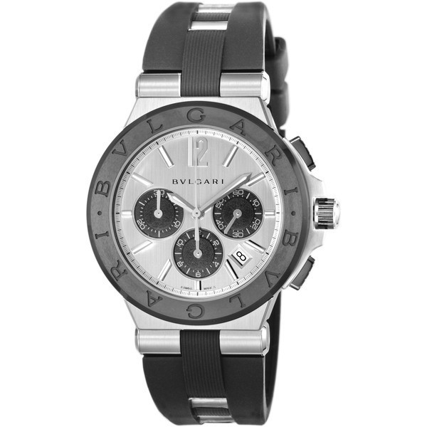 【送料無料】BVLGARI DG42C6SCVDCH ディアゴノ [腕時計(メンズ)] 【並行輸入品】