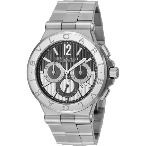 BVLGARI DG42BSSDCH ディアゴノカリブロ [腕時計(メンズ)] 【並行輸入品】
