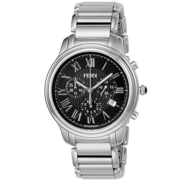 【送料無料】FENDI F252011000 クラシコクロノ [腕時計 メンズ クオーツ] 【並行輸入品】