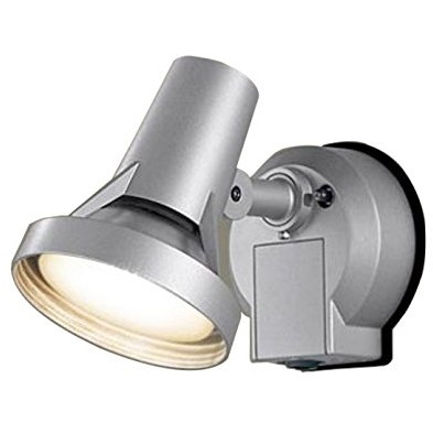 【送料無料】PANASONIC LGWC40101Z シルバーメタリック [LEDスポットライト(電球色)]