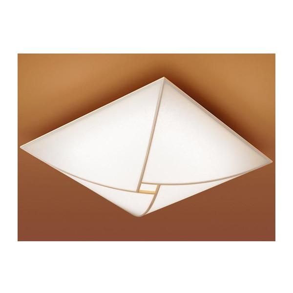 【送料無料】PANASONIC LGBZ1774 [和風LEDシーリングライト (~8畳/調光・調色)リモコン付 スクエアタイプ]