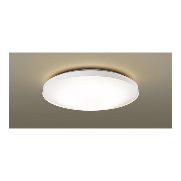 【送料無料】PANASONIC LGBZ0537K ホワイト [洋風LEDシーリングライト (~6畳/調光・調色)リモコン付 サークルタイプ]