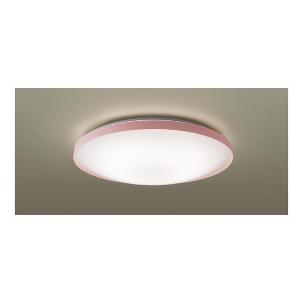 【送料無料】PANASONIC LGBZ0544 ピンク [洋風LEDシーリングライト (~6畳/調光・調色)リモコン付 サークルタイプ]