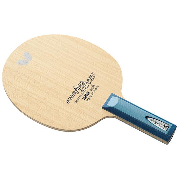 【送料無料】卓球 ラケット バタフライ(Butterfly) シェークハンド インナーフォースレイヤーALC ST 5枚合板 インナーファイバー仕様 ラージボール対応