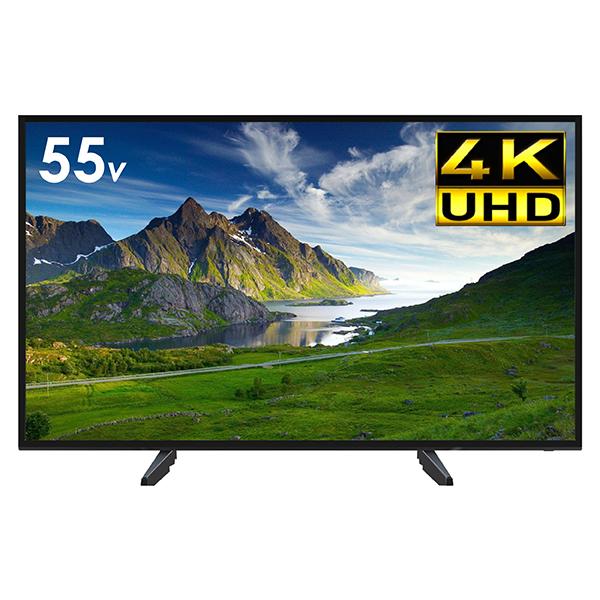 【送料無料】VERTEX UHD4K-V55 [55V型 地上・BS・110度CSデジタル4K液晶テレビ]