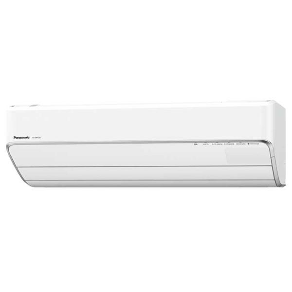 【送料無料】PANASONIC CS-SX567C2 クリスタルホワイト エオリア SXシリーズ [エアコン(主に18畳用・単相200V)]