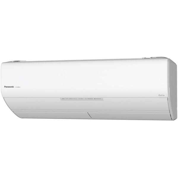 【送料無料】PANASONIC CS-X638C2-W クリスタルホワイト エオリア Xシリーズ [エアコン(主に20畳用・単相200V)]