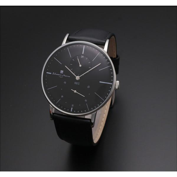 【送料無料】Salvatore Marra SM18103-SSBK [クォーツ腕時計(メンズ)]