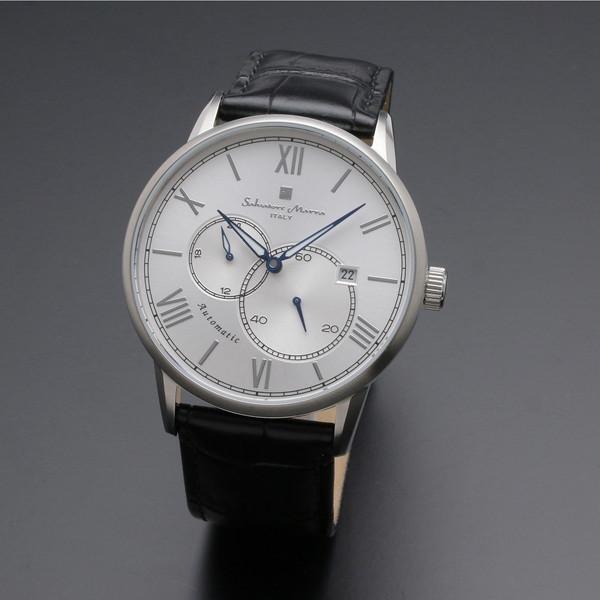 【送料無料】Salvatore Marra SM18104-SSSV [自動巻き腕時計(メンズ)]