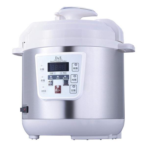 【送料無料】佐藤商事 STL-EC30 D&S [電気圧力鍋(2.5L)]