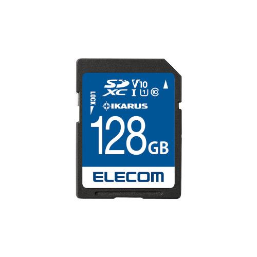 【送料無料】ELECOM MF-FS128GU11IKA [SDXCカード 128GB]【同梱配送不可】【代引き不可】【沖縄・離島配送不可】