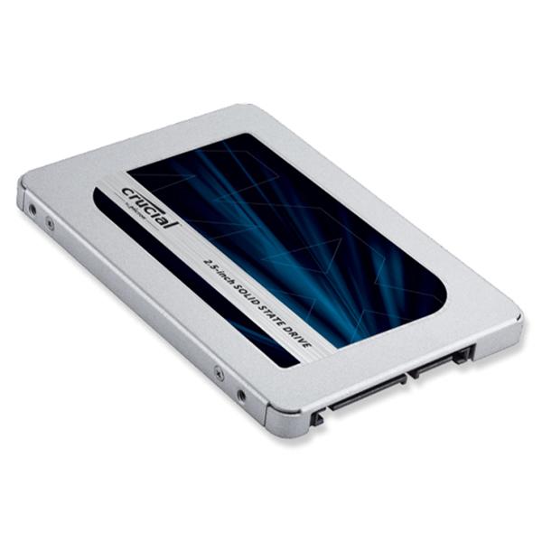 【送料無料】Crucial CT500MX500SSD1/JP [SSD2.5インチ(500GB・SATA)]