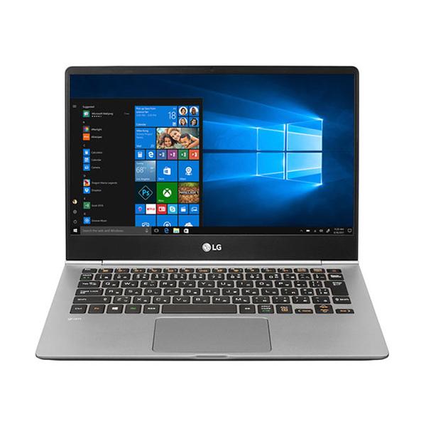 【送料無料】LGエレクトロニクス 13Z980-GR56J ダークシルバー LG gram [ノートパソコン 13.3型ワイド液晶 SSD128GB]